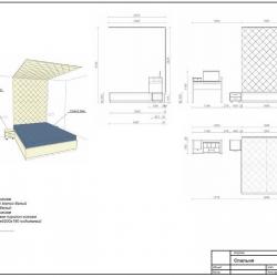 1-проект-спальня