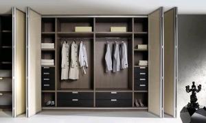 Шкафы-купе: особенности выбора для разных комнат