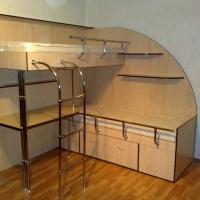 Купить мебель для детской комнаты. Мебель на заказ в Москве