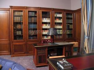 Заказать мебель из массива дерева. Корпусная мебель на заказ в Москве