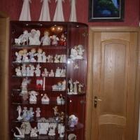 Купить шкаф для коллекции. Корпусная мебель на заказ в Москве