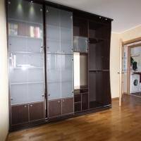 Заказать мебель: шкаф для медиатеки, библиотеки, коллекций. Корпусная мебель на заказ в Москве от производителя
